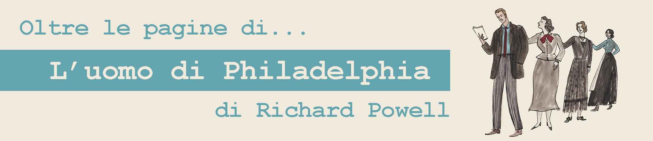 contenuti speciali l'uomo di philadelphia