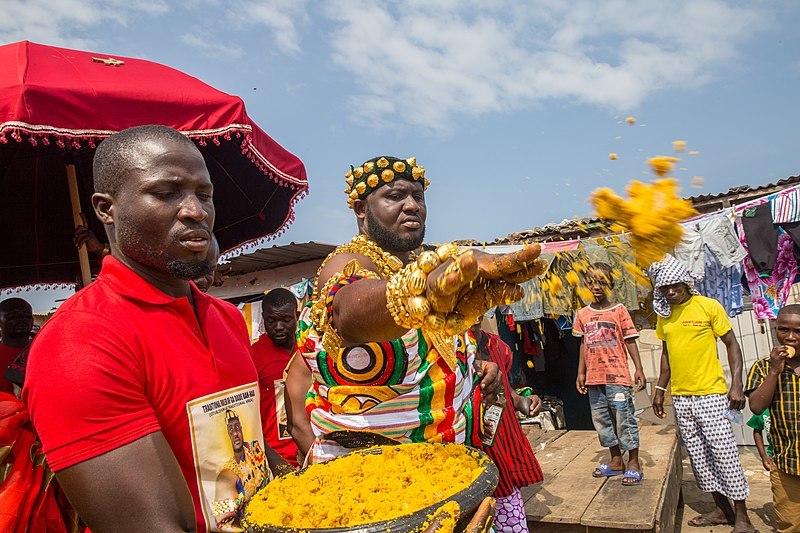 Homowo: festa del raccolto