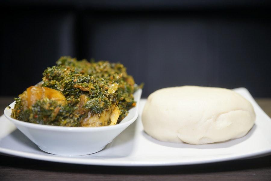Il fufu: la polenta africana
